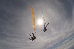 skydive Gransee - tube