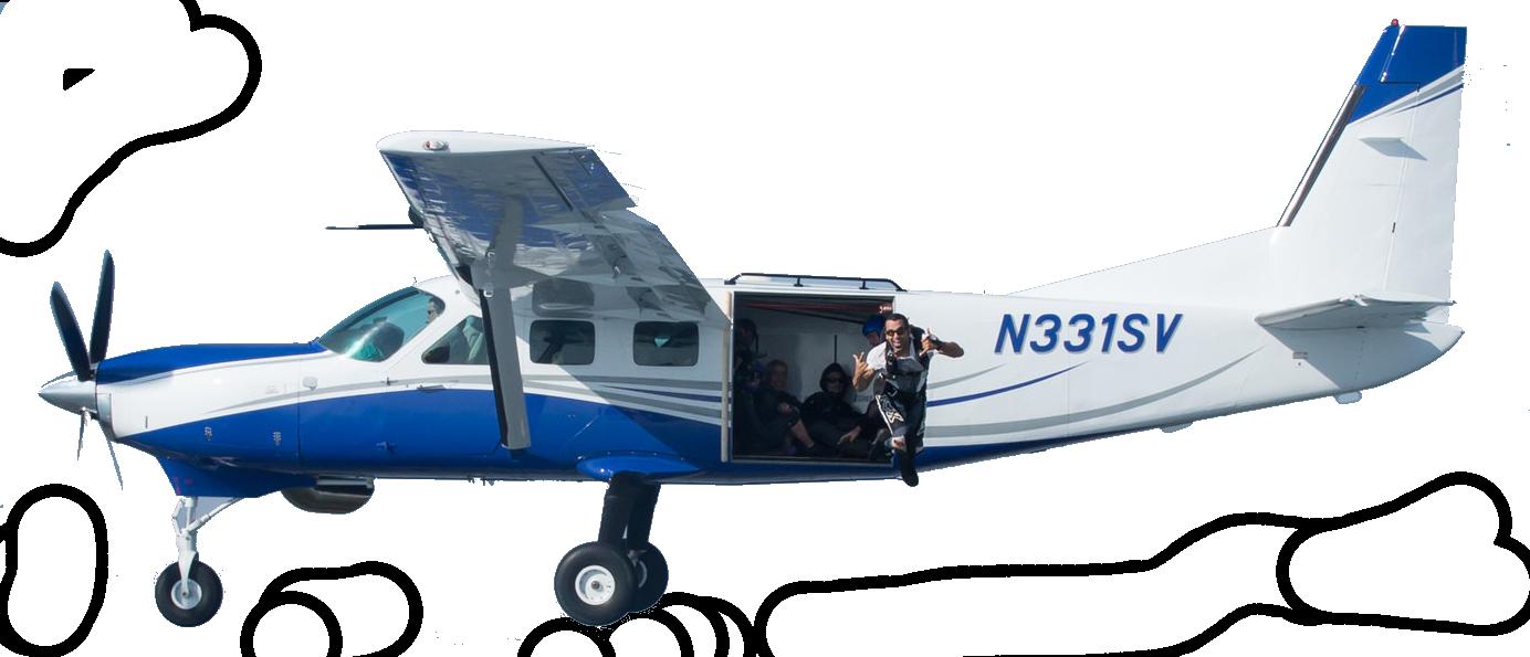 FSG Flugzeug